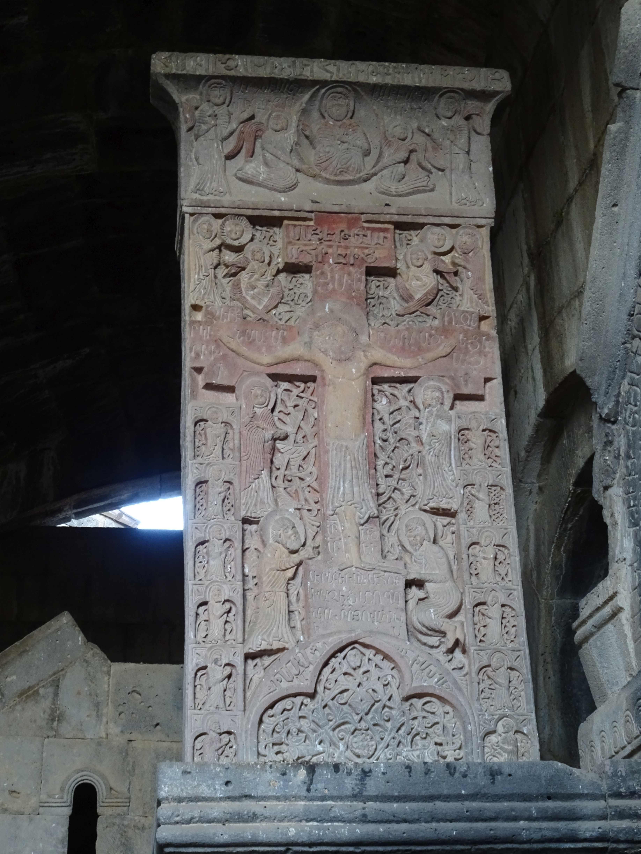 Kreuzigungskreuzstein