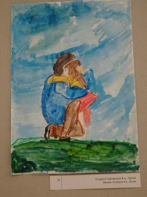 """Das Museum für Kinderbilder hat gerade eine wunderbare Ausstellung zum Thema """"Väter und Töchter""""."""