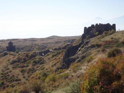 Festung Ambert mit sehr wechselvoller Geschichte.