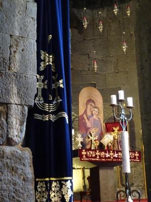 Basilika von Aparan, 4./5. Jhd.