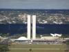 Parlament... wie so vieles hier konzipiert von Oscar Niemeyer.