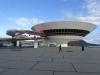 Kunstmuseum in Niteroi, mal wieder Oscar Niemeyer.