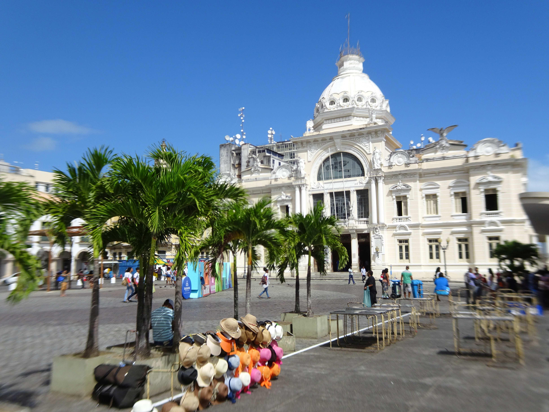 Rio Branco Palast, früher Sitz des Gouverneurs