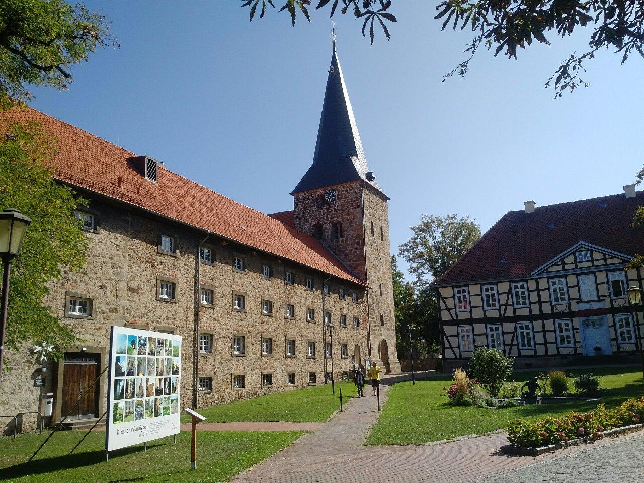 Besichtigung des Klosters Wennigsen