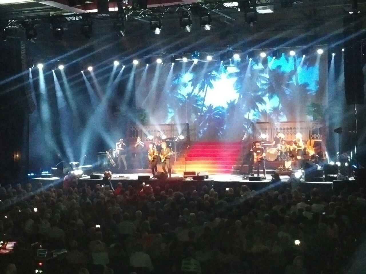 ...und das Konzert von BAP.