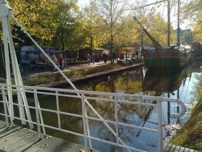 ...nach Papenburg.
