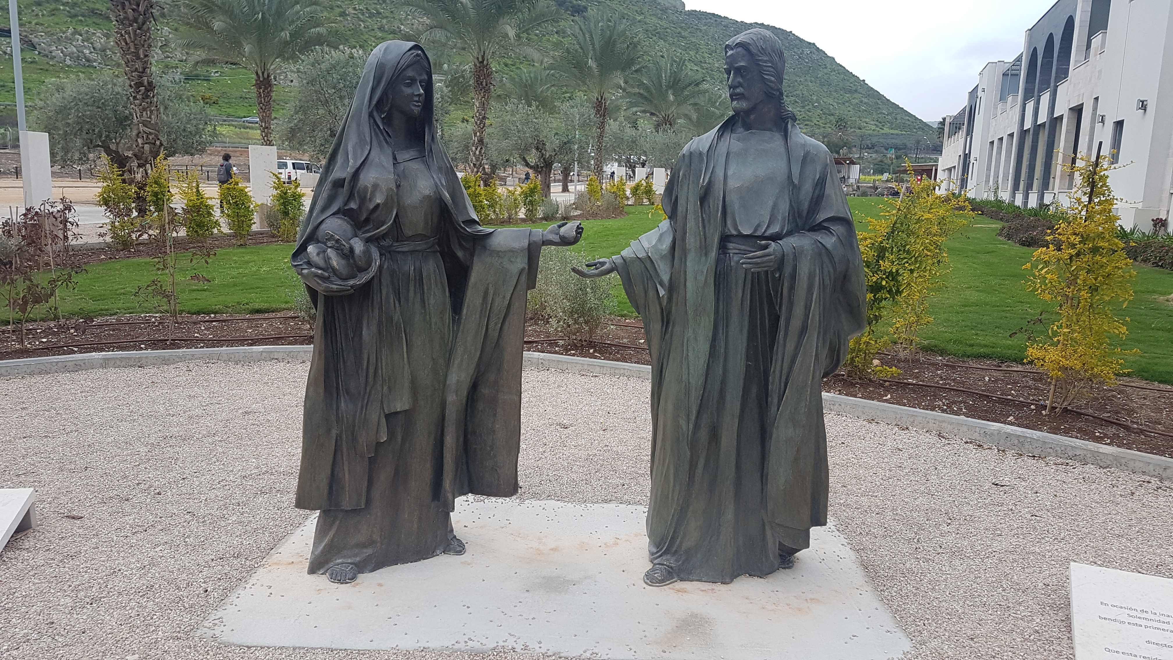 Maria Magdalena (Apostelin der Apostel) und Jesus