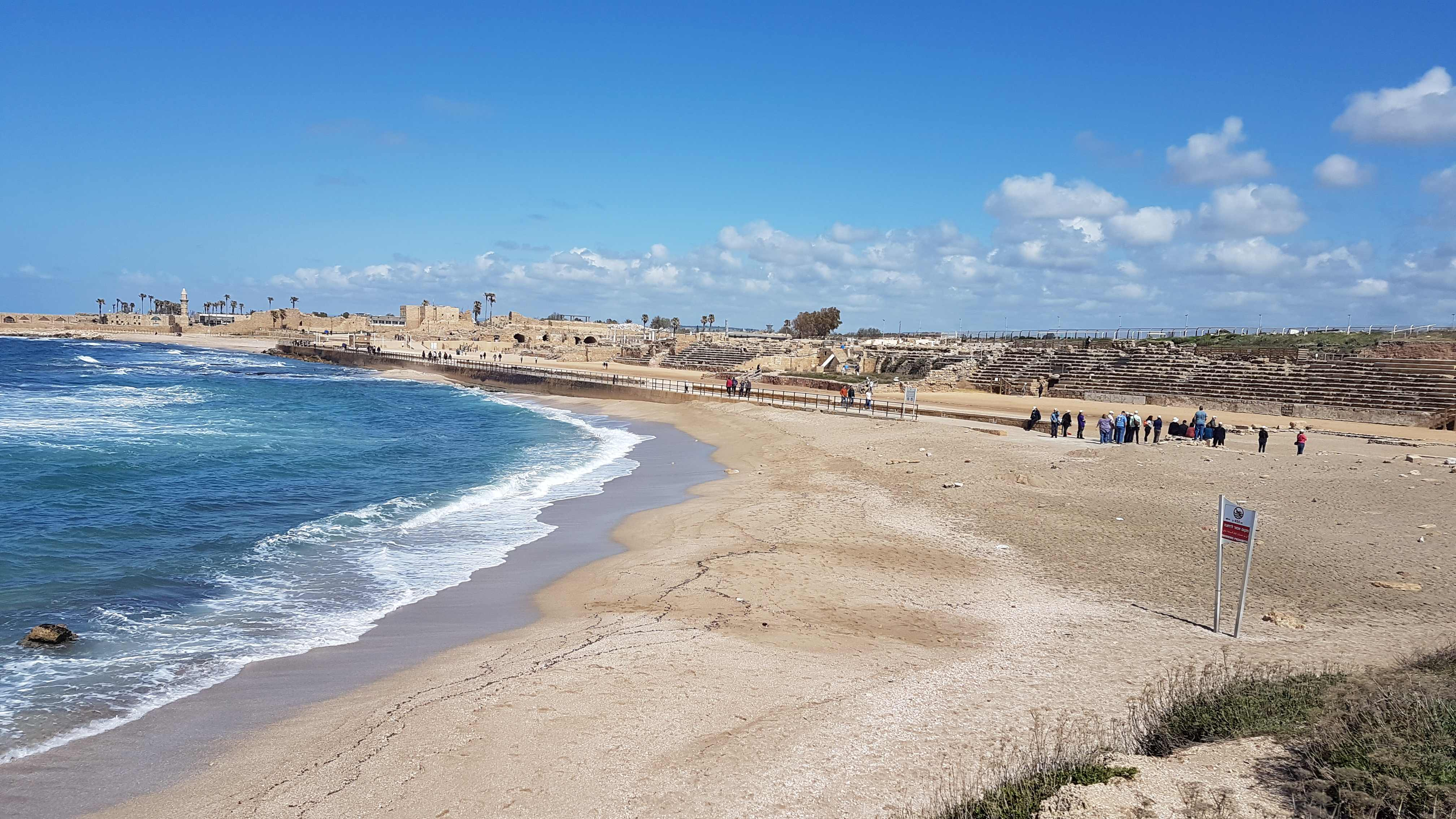 Caesarea am Meer