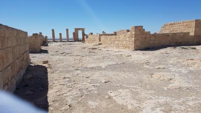 Avdat: Nabatäer Siedlung