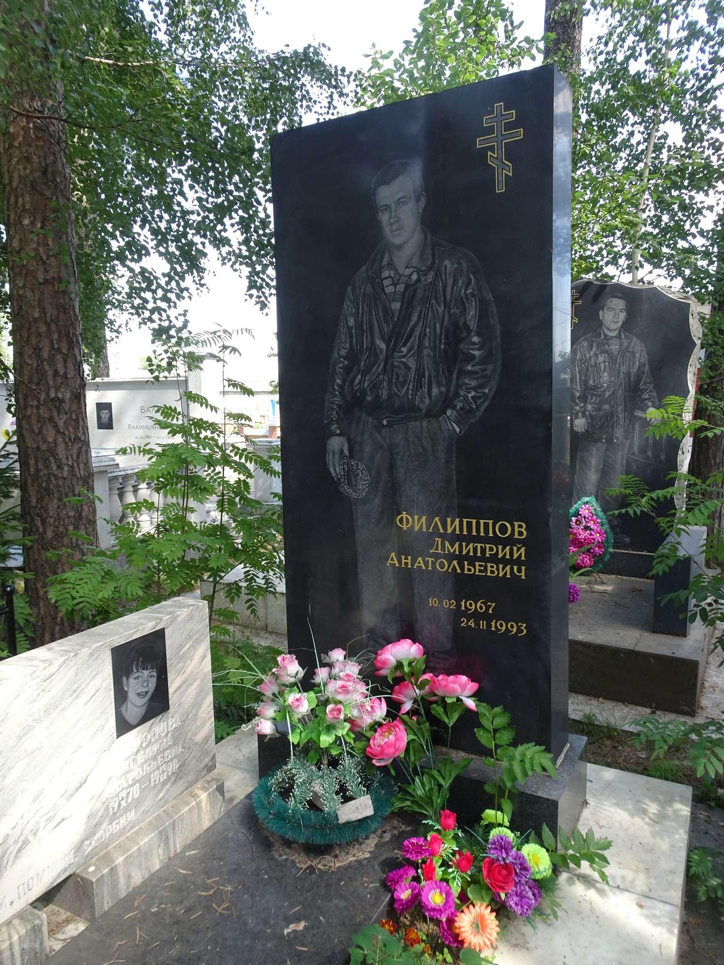 Nein, kein Romanow, sondern ein Opfer von Auseinandersetzungen verschiedener Mafia-Clans.