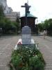 An dieser Stelle wurde 1918 die Zarenfamilie ermordet. Jelzin fürchtete monarchistische Verehrung und ließ das Haus abreißen.