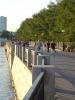 """An der Promenade des """"Stadtteichs"""""""