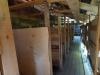 Die Toiletten am Ganina Yama Kloster sind eher schlicht....