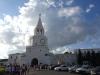 Dominiert die Stadt: der Kreml