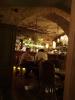 Abendessen im jüdischen Restaurant mit atemberaubenden (wörtlichlich gemeint!) Cocktails...