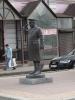 Denkmal für den Verkehrspolizisten