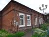 Mit Anarchisten konnten die Zaren wenig anfangen... in diesem Häuschen lebte Bakunin während seiner Verbannung in Tomsk