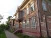 Berühmt ist Tomsk für seine Holzhäuser