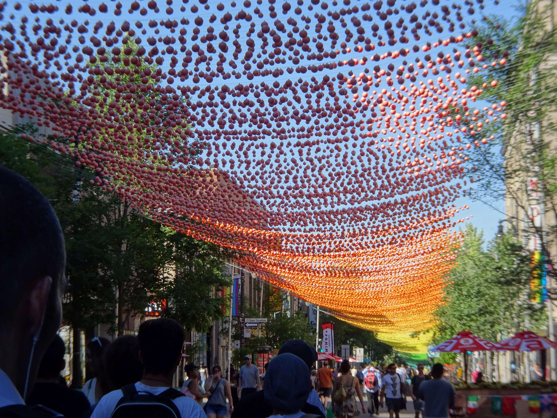 Im LGBT-Viertel