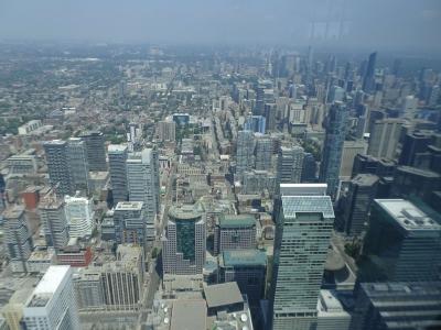 Ein Muss, der Blick vom CN Tower