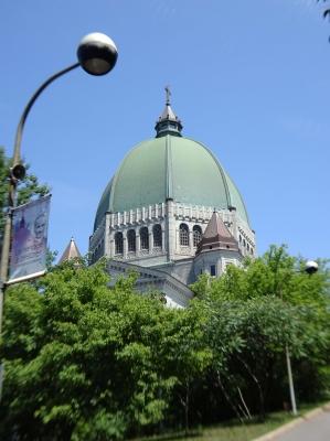 L'Oratoire deSaint-Joseph du Mont Royal