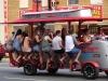 Nashville ist ein beliebter Ort für Junggesellinnenabschiede....
