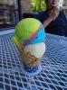 """Der """"Lickety Split Ice Cream Shoppe"""" in Wilmington"""