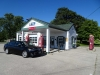 Very historic... die Ambler's Texaco Gas Station in Dwight