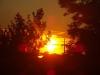 Das beeindruckendste an Louisville, Kentucky, war der Sonnenuntergang