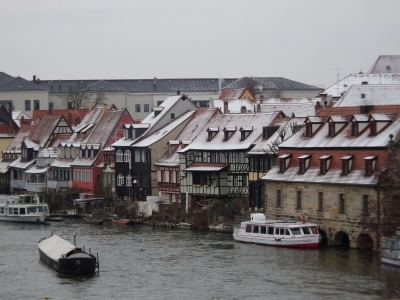 Winfried zieht es Ende Januar zur Rätetagung nach Bamberg.
